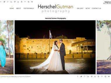 Herschel Gutman Photography -  Photography Website