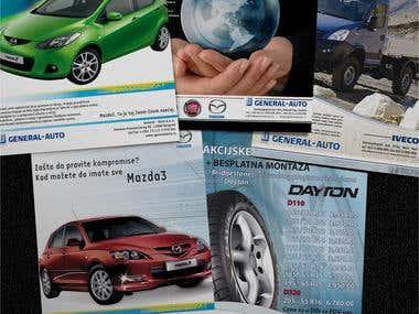 Flyer&Brochure Design