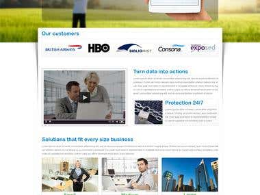 Technologies website