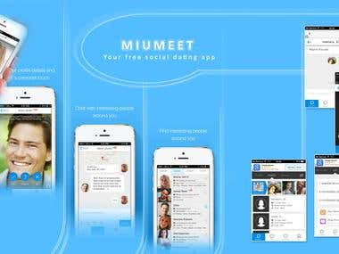 MiuMeet - Live Flirt & Dating