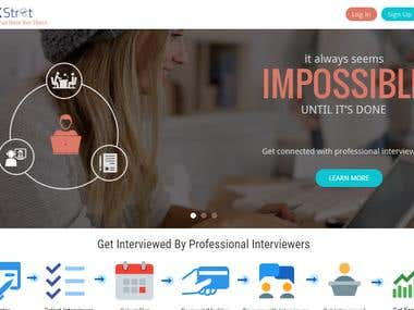 Interview - Resume Writing Website http://www.mockstreet.com