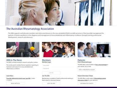 ARA - The Australian Rheumatology Association