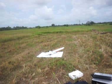 VTOL   Autonomous drone