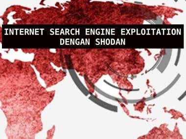 Internet Search Exploitation With Shodan