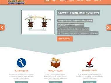Electrical Company (Joomla)