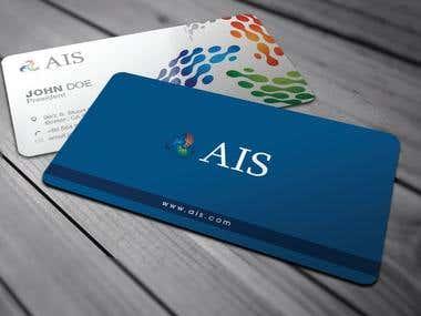 AIS Logo and Brand Identity