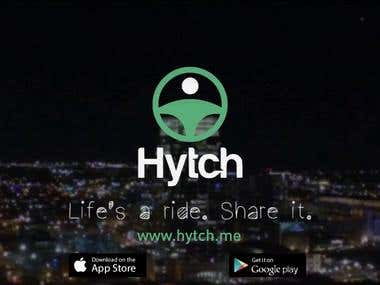 Hytch Mobile App Promotional Video