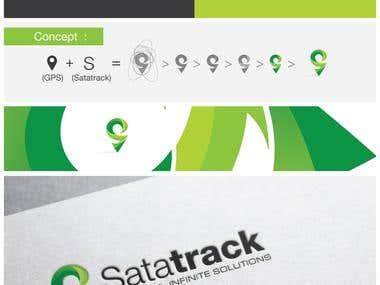 Satatrack Logo