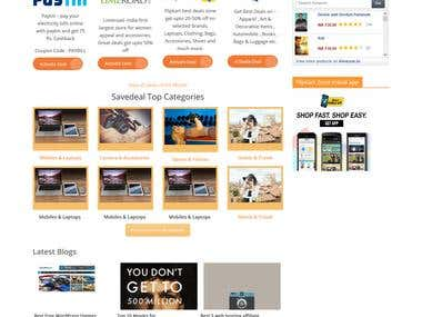 Magento & Joomla Websites