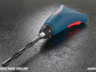 Bosch Hand Driller