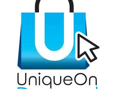 Unique on Demand Logo