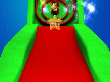 Ball Hit Bowling - Android Game