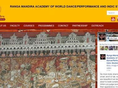 RANGAMANDIRA DANCE ACADEMY