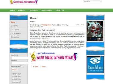 Website Designed By Anowar Hossain