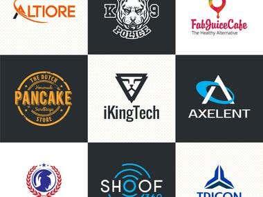 Logo Designs August 2016