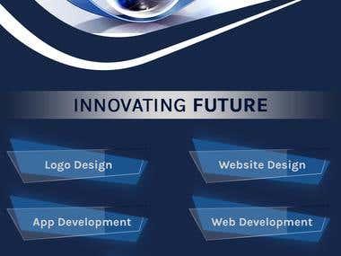Ananta Labs Banner Design