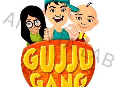 Gujju Gang Logo
