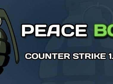 Peace Bomb Logo