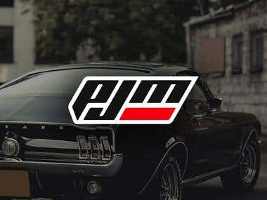 PJM logo design