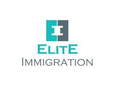 Logo Design for Immigration Provider Company