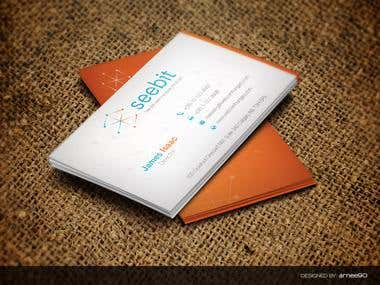 Business Card Designs #3