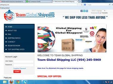 Team Global Shipping