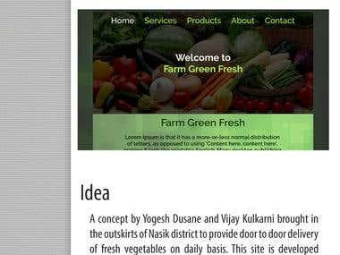 Farm Green Fresh