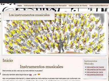 Sitio web multilenguaje