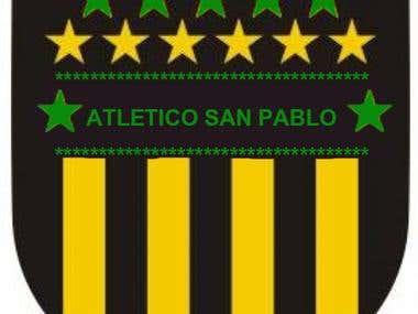 Logo para equipo de futbol soccer