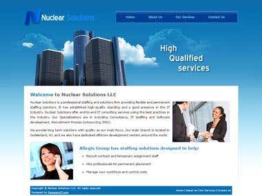 Nuclear Solutions