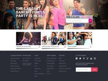 Zumba Fitness Party Ditch the Workout Join the Party