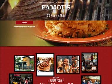 Tony Roma s Steakhouse Restaurant Ribs Seafood Steaks