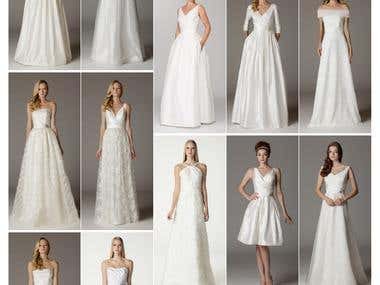Wedding Dresses ARIA Los Angeles