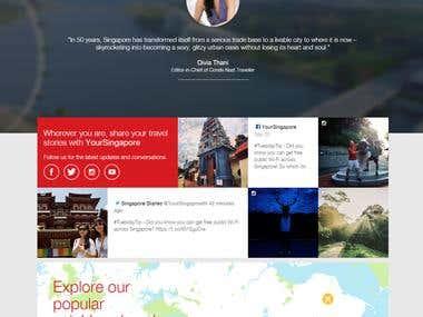 Visit Singapore Tourist Travel Guide YourSingapore IN