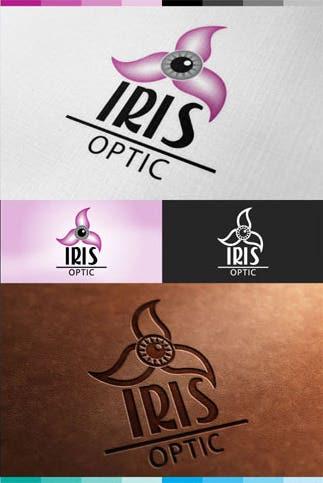 Logo-iris-optic
