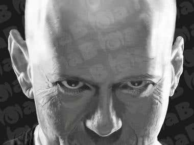 Bruce Willis - Portrait