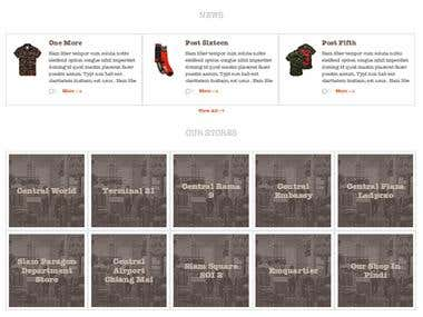 Pronto Denim Group, Store, WooCommerce