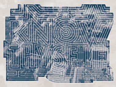 Know Thyself (a-maze-ing advice)