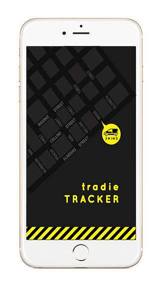 Tradie Tracker - Concept App