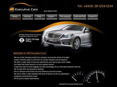 Executive Transfers Website