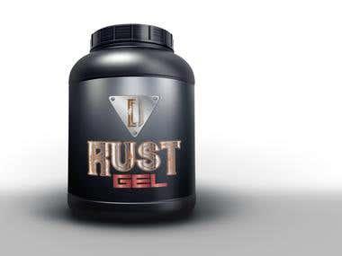 D-Rust Logo
