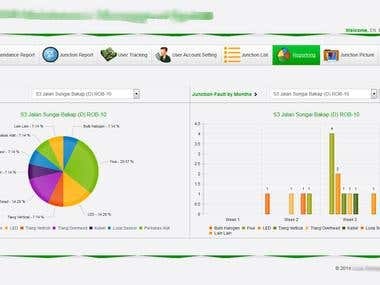 User Tracking Application