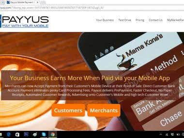 Payyus Mobile Payment Apps