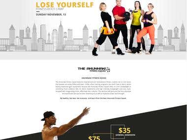 Lose yourself fitness boot camp