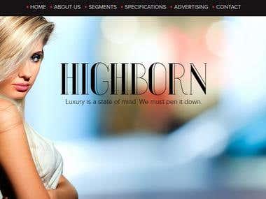 Highborn Magazine