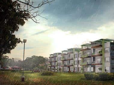 3d Residential