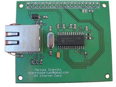 Ethernet Card for RaspberryPi