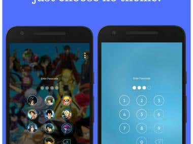 Snaplock (Screenlock and application lock)