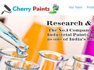 Cherry research lab