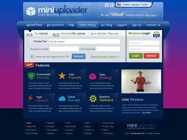 miniuploader